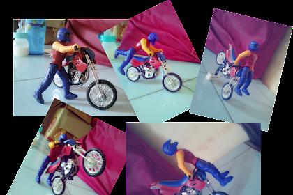 Mainin mainan keponakan (yuks akh ikut motor cross)