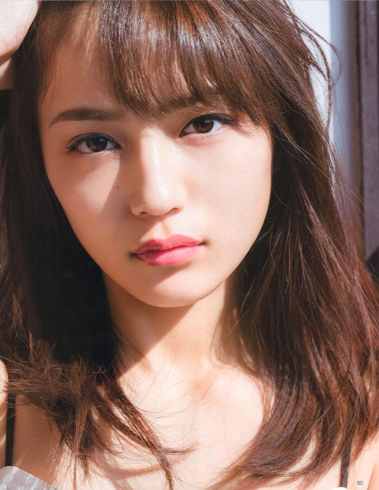 Haruna Kawaguchi / 川口春奈 (かわぐち はるな) - Aktris Jepang