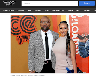 Debra Govan Derek Fisher Matt Barnes Ex-Wife Robbed