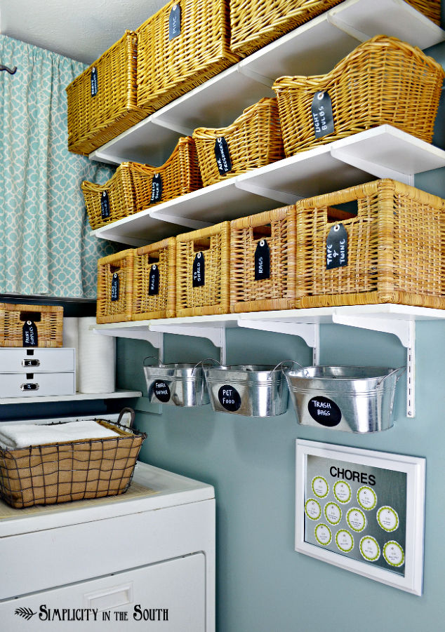30 Great Looking Storage Solutions Remodelando La Casa