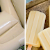 Recetas de helados de coco y batata