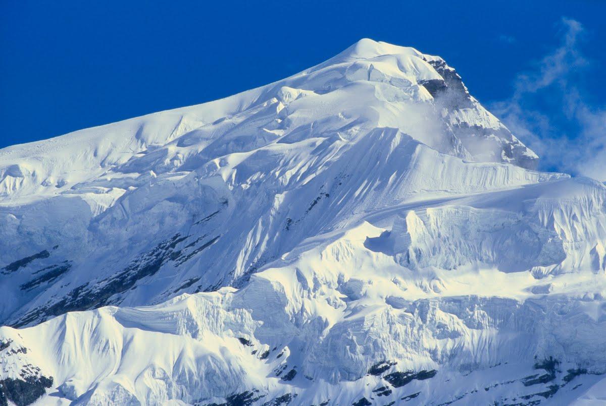 Fondo Escritorio Bonitas Montañas Nevadas: Paisajes Varios