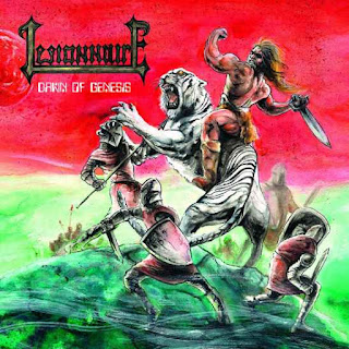 "Το album των Legionnaire ""Dawn of Genesis"""