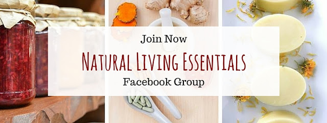 Join Now Natural Living Essentials Facebook Group | Hot Pink Crunch