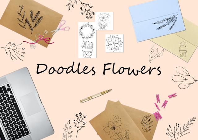 Floral Clipart Collection