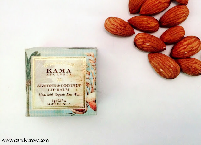 Kama Almond And Coconut Lip Balm Review