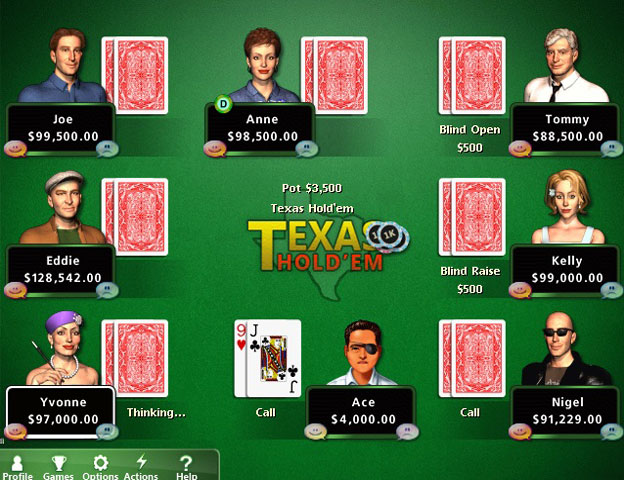 Hoyle Casino 2012 PC Screenshot