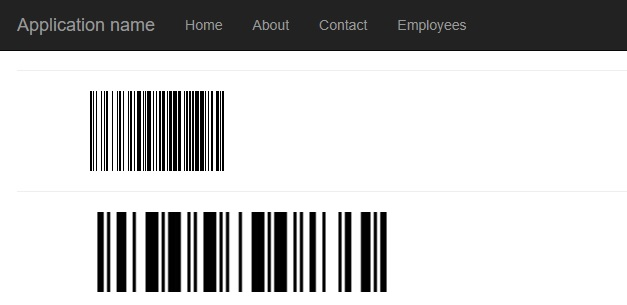 Generate Barcode in asp net MVC - asp net tips and tricks