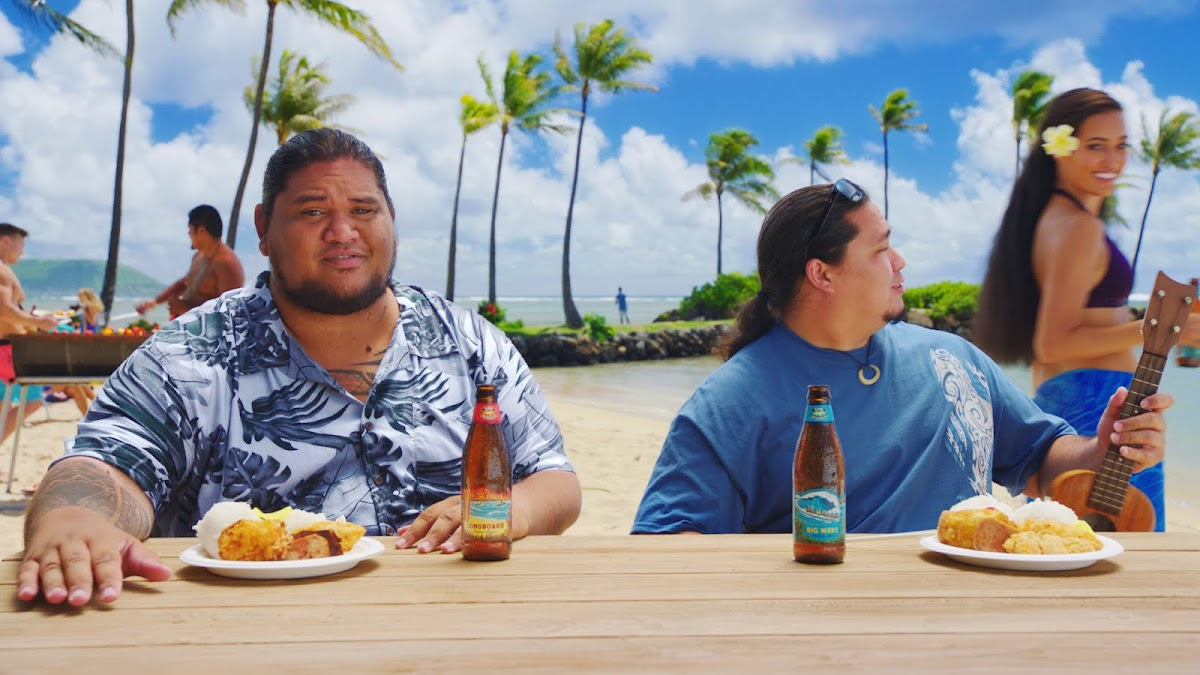 "Kona Brewing Company: ""FOMO"" ""Itself"" & ""Little Friday"""