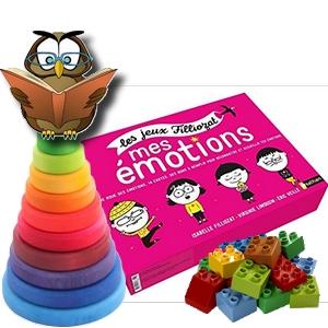 mes émotions jeux Filliozat Isabelle avis critique chronique enfant psychologie blog Nathan