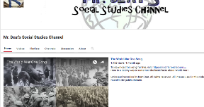 7 Great YouTube Channels for Social Studies Teachers