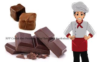 RPP Coklat dan Permen Coklat Tata Boga Kurikulum 2013