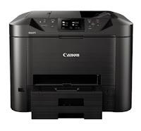 Canon MAXIFY MB5455 Baixar Driver Windows e Mac OS X