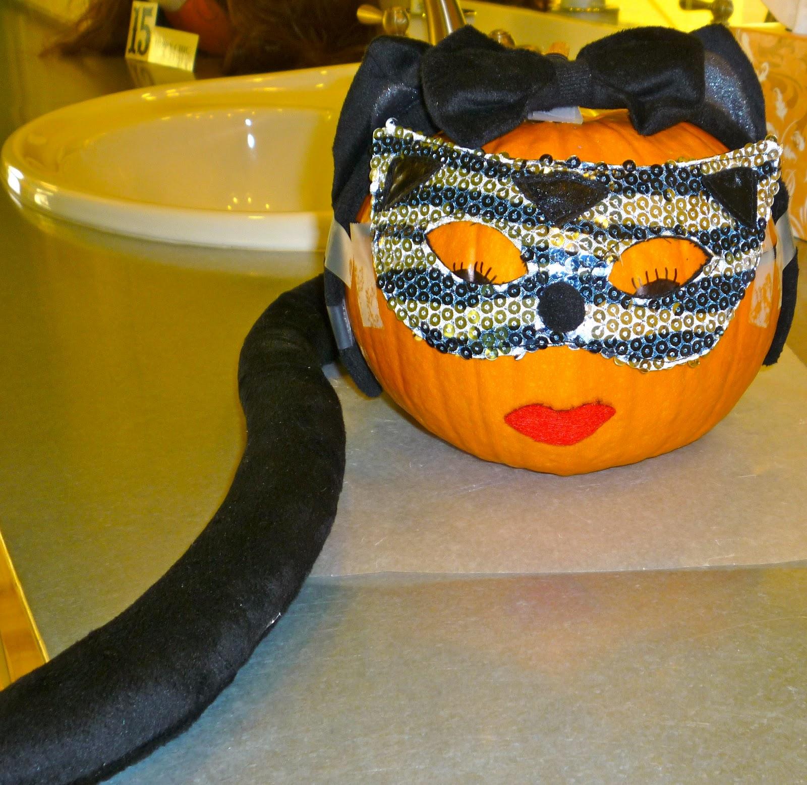 The Kid Dentist Staff Pumpkin Decorating Contest 2011