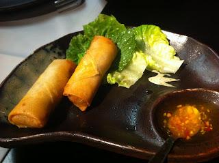 Fried vietnamienne Rolls