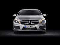 2013 Mercedes A-Class W176 Official image