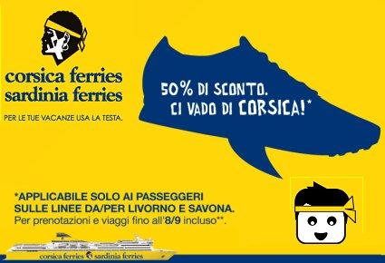 promozione traghetti corsica ferries