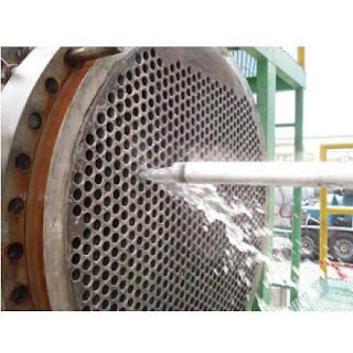 heat exchanger descaling