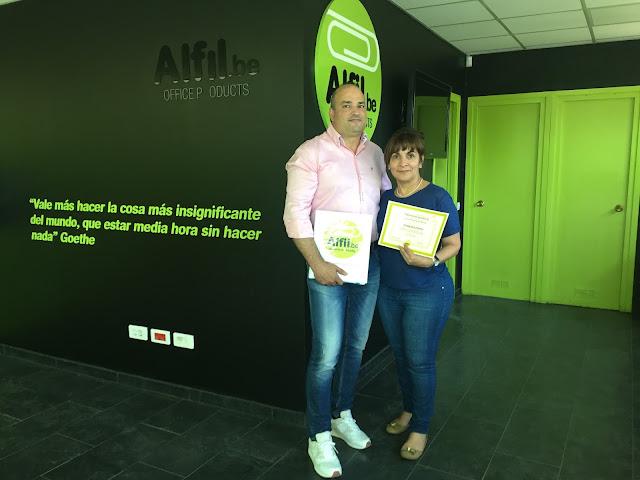 Finaliza la formación Alfil.be Chamartin (Madrid)