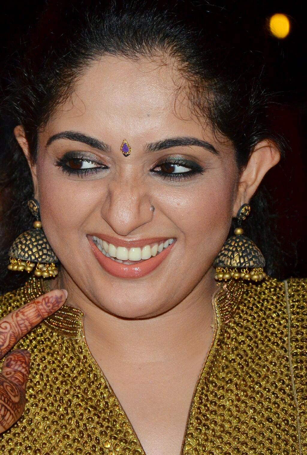 Beauty Galore Hd  Kavya Madhavan Beautiful Face Blossoms -1206