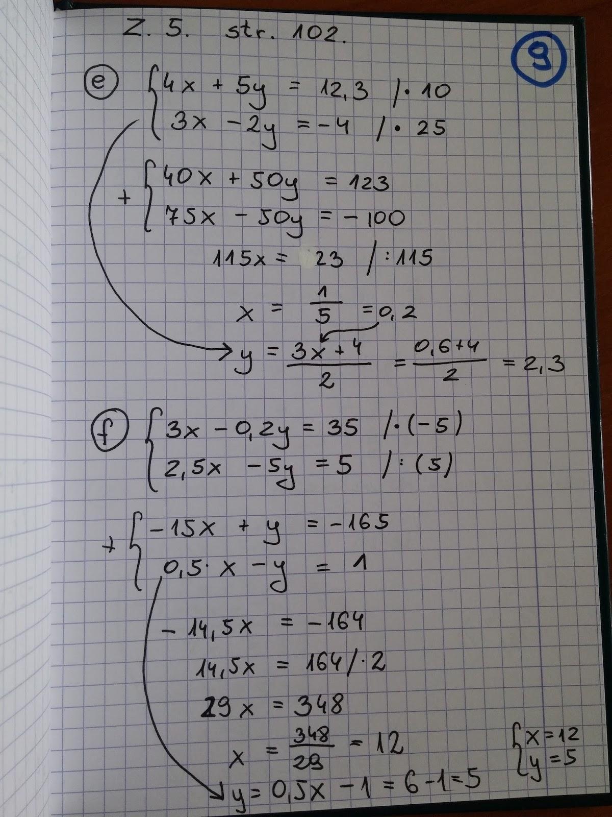 podręcznik klasa 3 matematyka