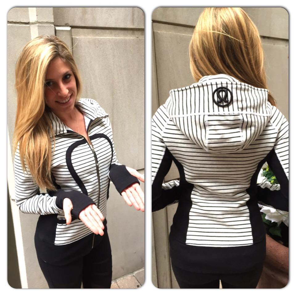 lululemon parallel-stripe scuba