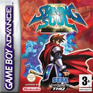 Shining Soul II ( BR ) [ GBA ]