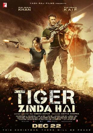 Tiger Zinda Hai 2017 Mobile Movie HEVC Hindi Movie Download