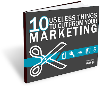 "Top 10 ""useless things"" in blogging"