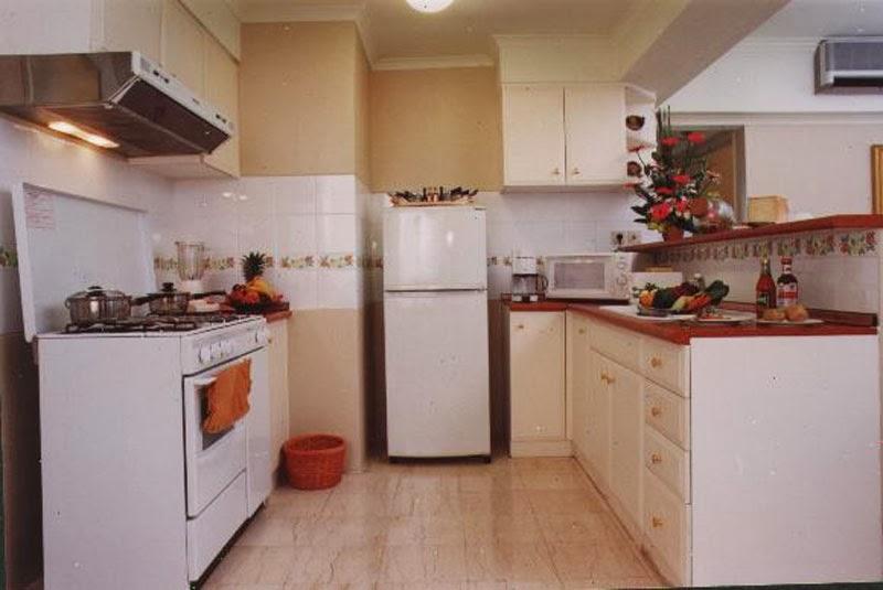 Bentuk Ruang Dapur Pilihan 20