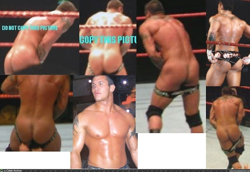 Randy Orton Fully Naked 116