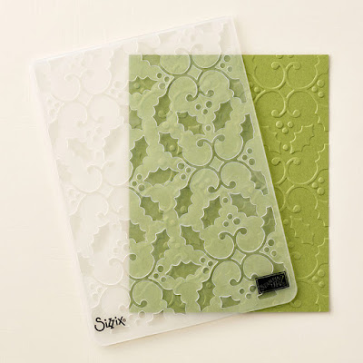 Holly Embossing Folder - Simply Stamping with Narelle - available here - http://www3.stampinup.com/ECWeb/ProductDetails.aspx?productID=141634&dbwsdemoid=4008228