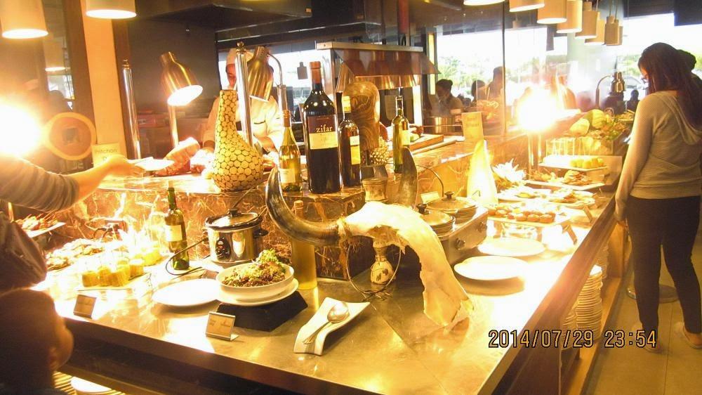 vikings buffet