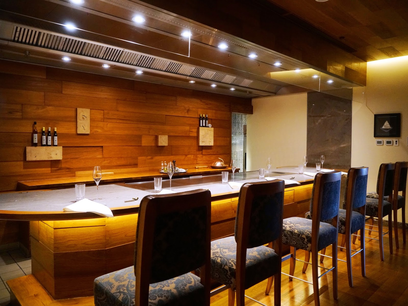 Fine Dining Restaurant Rooms Seatings