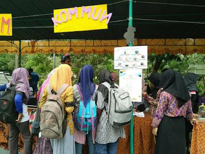 Nuclear on Expo Fakultas Sains dan Matematika Universitas Diponegoro