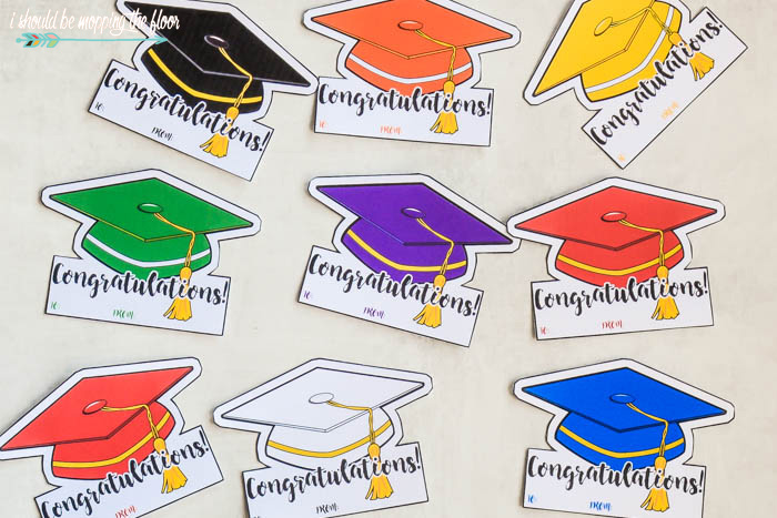 Mortar Board Tags