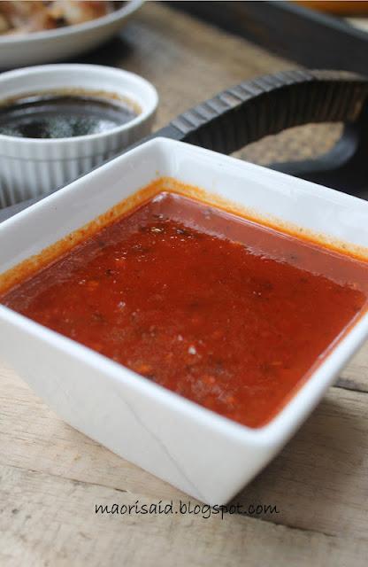 resepi ayam masak kicap abc saus manis jerkoven Resepi Mee Kicap Sheila Rusly Enak dan Mudah