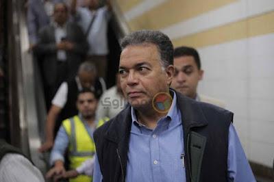 وزير النقل, زيادة أسعار تذكرة المترو, هشام عرفات,