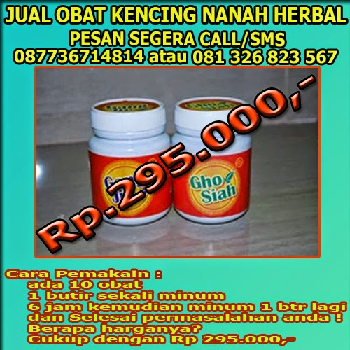 Obat Kencing Nanah Resep Dokter
