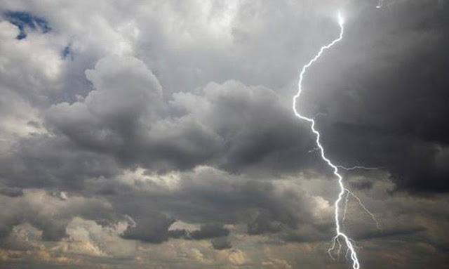 Επιδείνωση του καιρού με χαλαζοπτώσεις, ισχυρές βροχές και καταιγίδες έως το τέλος της εβδομάδας