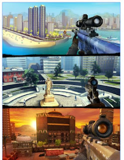 Download Sniper 3D Assassin Gun Shooter (MOD, Unlimited Gold/Gems) free on android