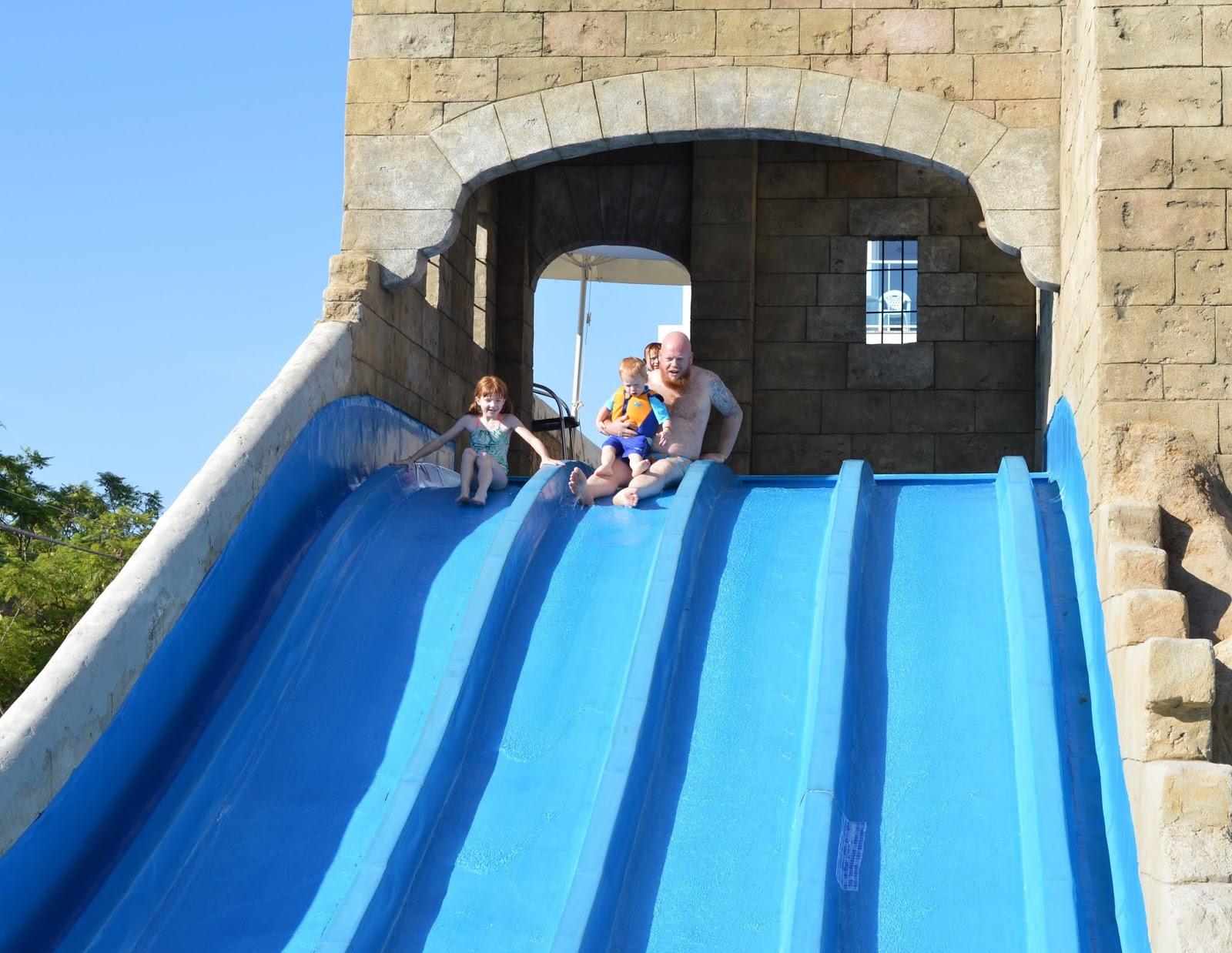 Pirates Village Santa Ponsa | Jet 2 Holidays Review  - water slides