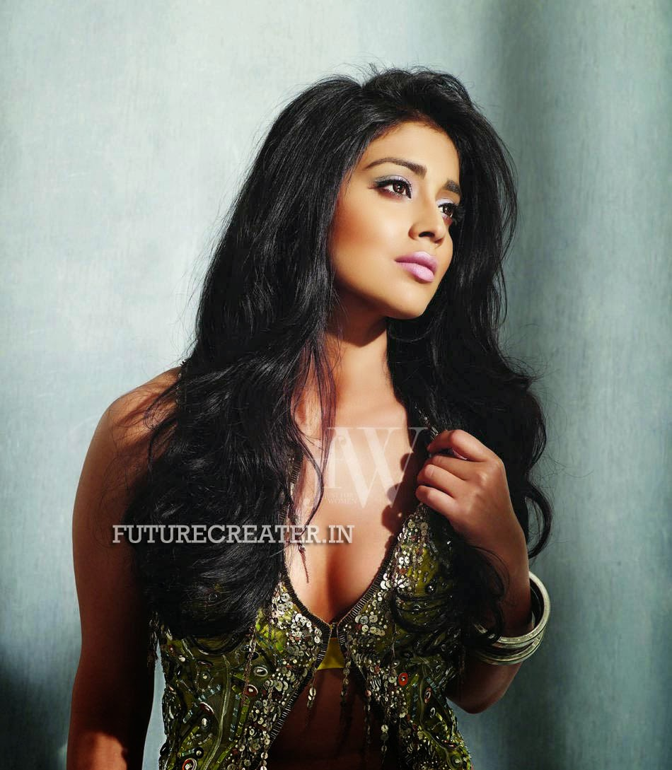 Shriya Saran Hot JFW Magazine Photo Shoot