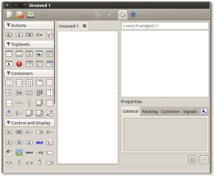 Milinda Pro: Create GUI with Gtkmm - Glade with gtkmm