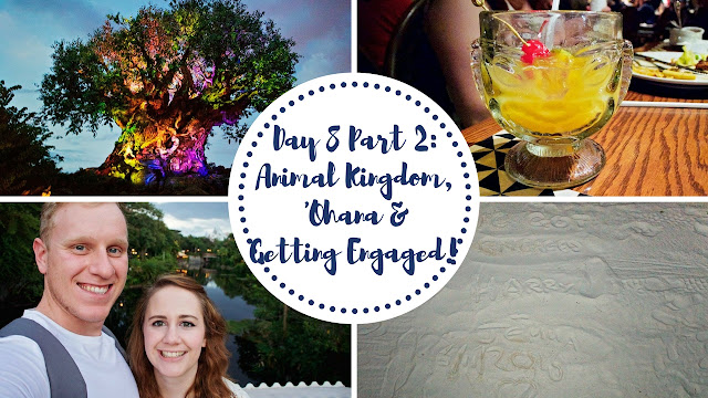 Animal Kingdom, 'Ohana and Engaged at Walt Disney World