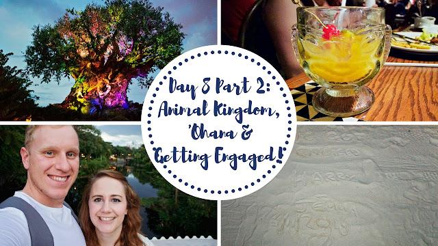 Animal Kingdom, 'Ohana and Engaged at Walt Disney World