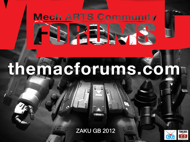 ZAKU GB at MAC forums poster