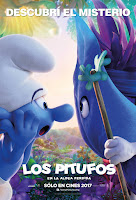 Smurfs: The Lost Village International Poster 4