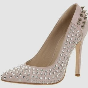 bridal footwear pumps