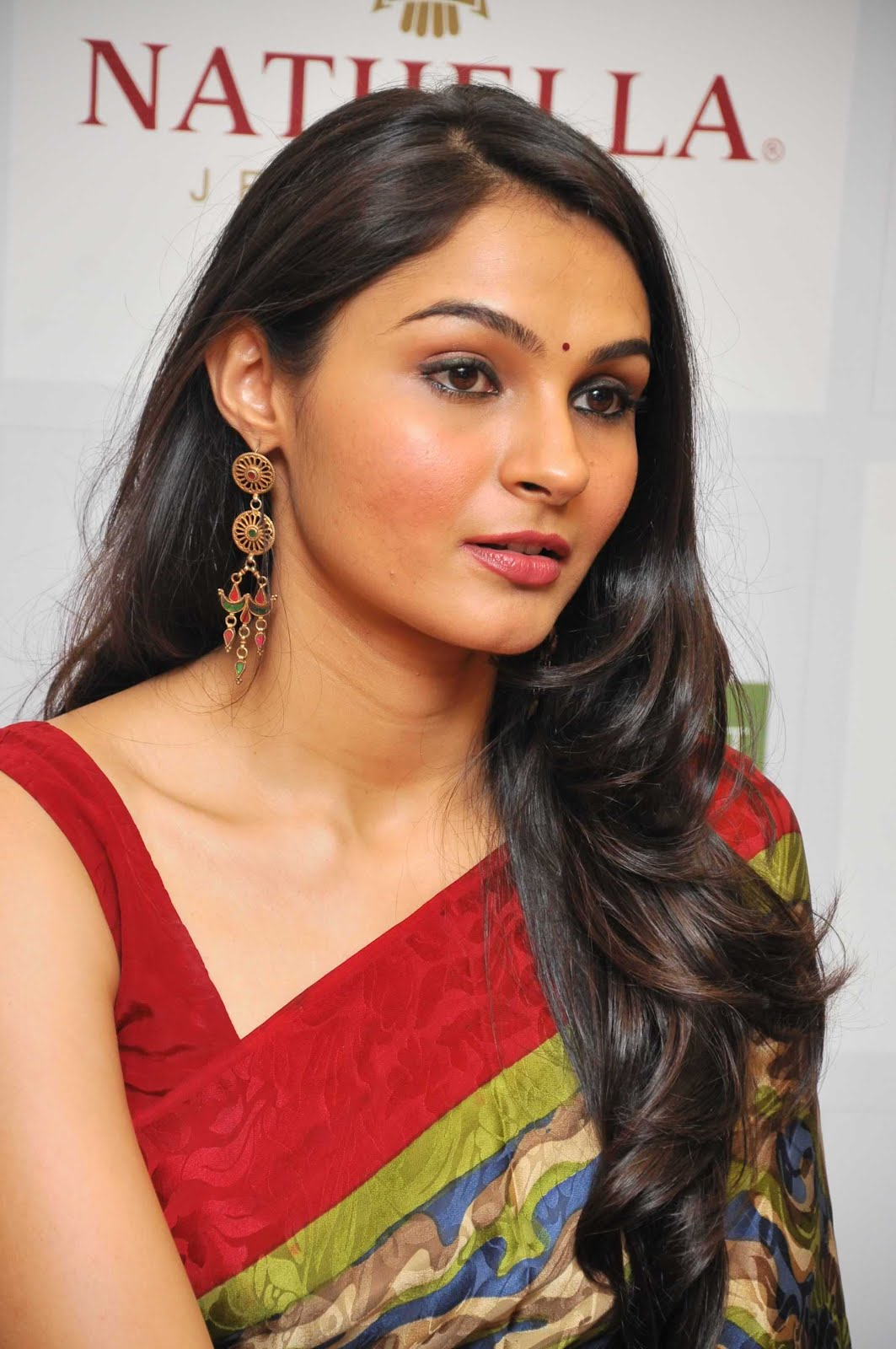 Andriya Hot Images andrea jeremiah at nathella jewellery event gallery | latest